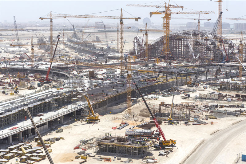 uae construction industry This page provides market reports for the various sectors of the economy that the dubai chamber is involved with.